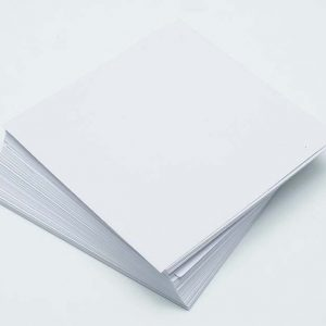 Origami Paper Sheets White -2